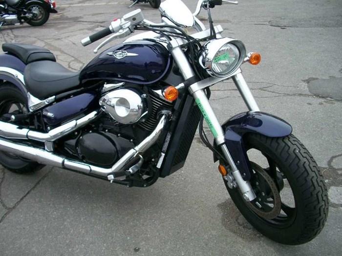 2007 Suzuki Boulevard M50 Photo 2 of 8