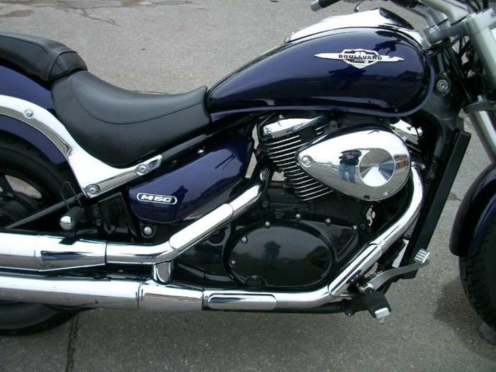 2007 Suzuki Boulevard M50 Photo 3 of 8