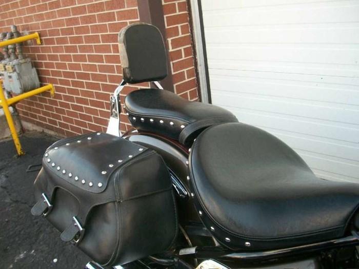2003 Yamaha V Star 1100 Silverado Photo 7 of 17