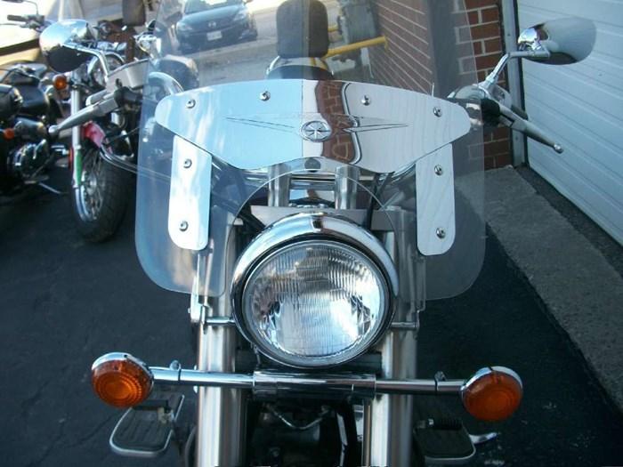 2003 Yamaha V Star 1100 Silverado Photo 6 of 17