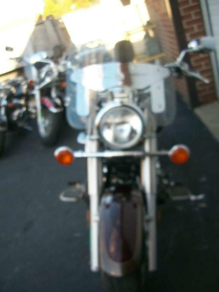 2003 Yamaha V Star 1100 Silverado Photo 11 of 17
