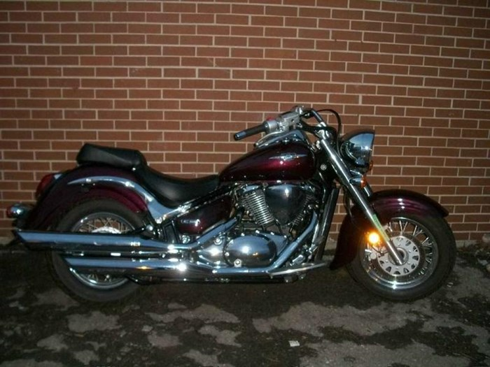 2009 Suzuki Boulevard C50 Photo 1 of 4