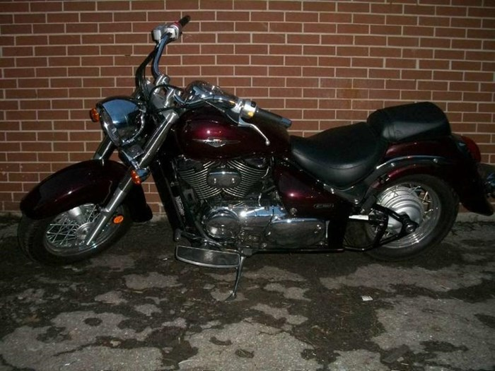2009 Suzuki Boulevard C50 Photo 2 of 4