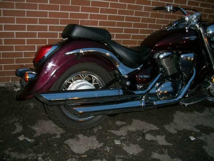 2009 Suzuki Boulevard C50 Photo 3 of 4