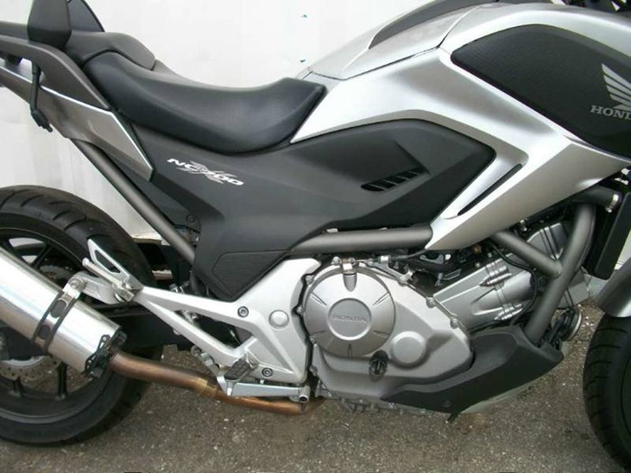 2012 Honda NC700® X Photo 5 of 8