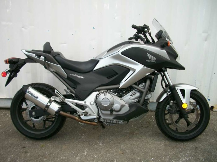 2012 Honda NC700® X Photo 1 of 8