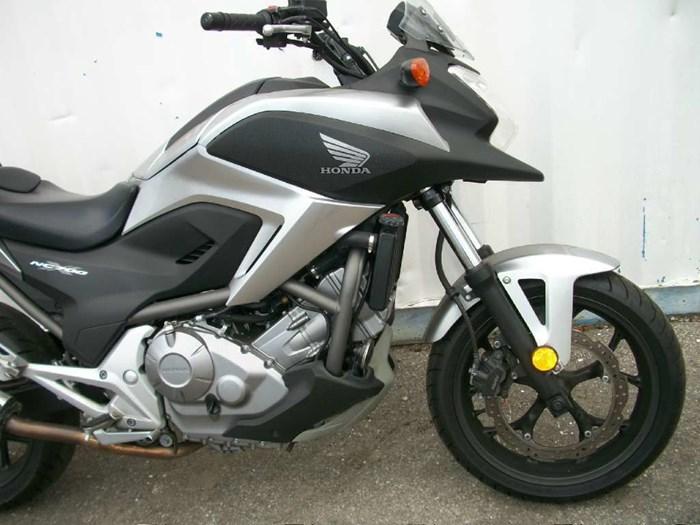 2012 Honda NC700® X Photo 2 of 8