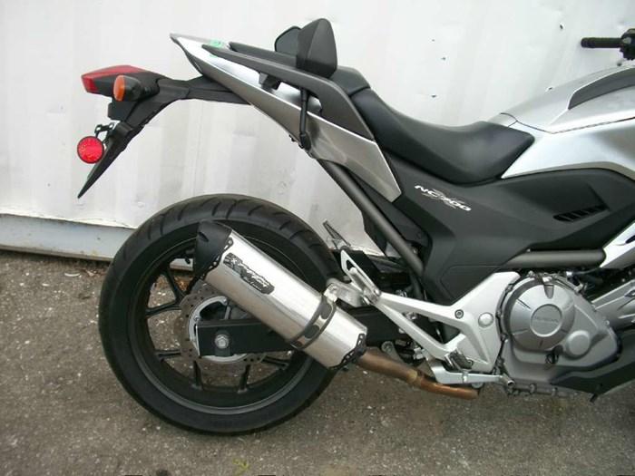 2012 Honda NC700® X Photo 3 of 8