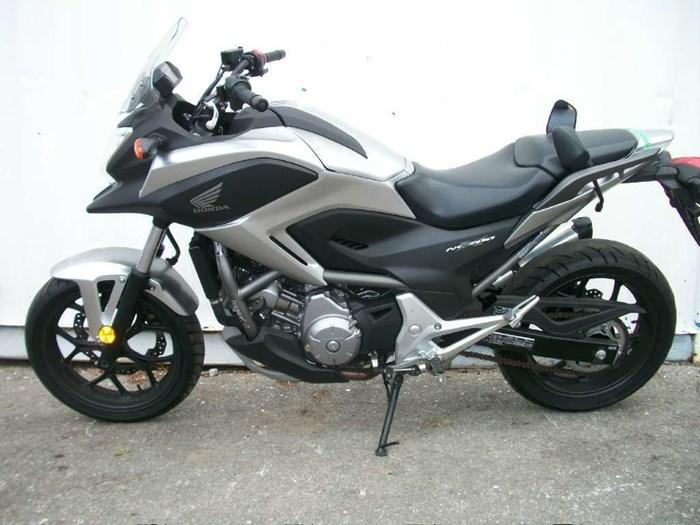 2012 Honda NC700® X Photo 6 of 8