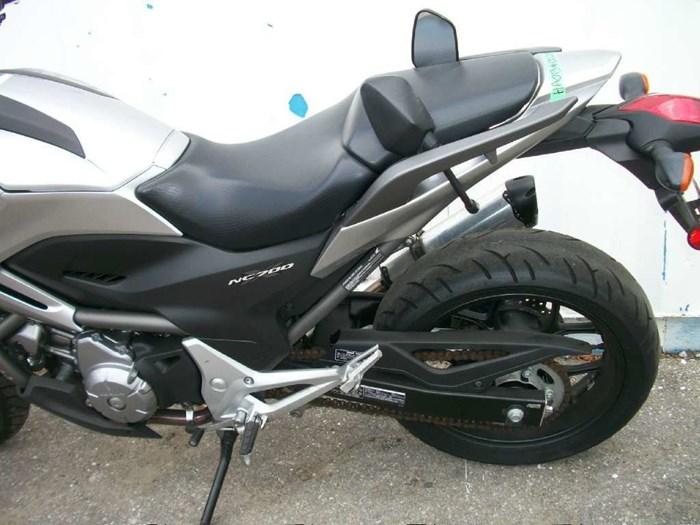 2012 Honda NC700® X Photo 8 of 8