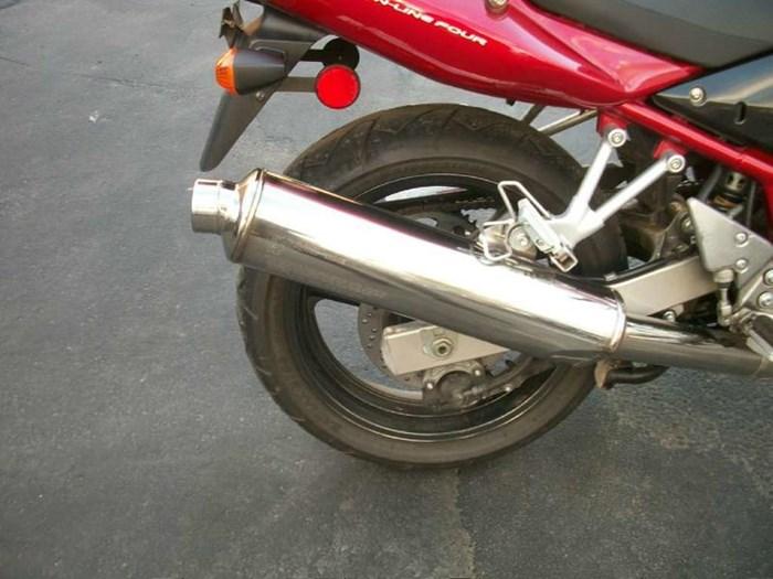 2001 Suzuki Bandit 600S Photo 4 of 17