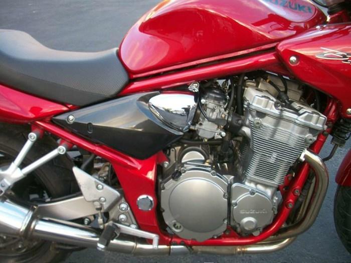 2001 Suzuki Bandit 600S Photo 7 of 17