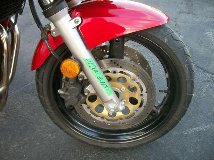 2001 Suzuki Bandit 600S Photo 8 of 17