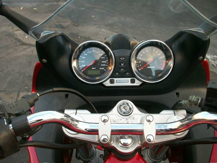 2001 Suzuki Bandit 600S Photo 10 of 17