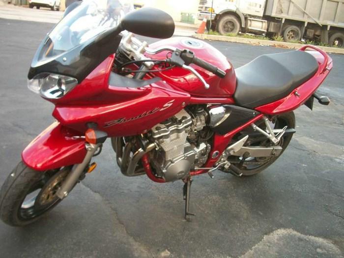 2001 Suzuki Bandit 600S Photo 11 of 17