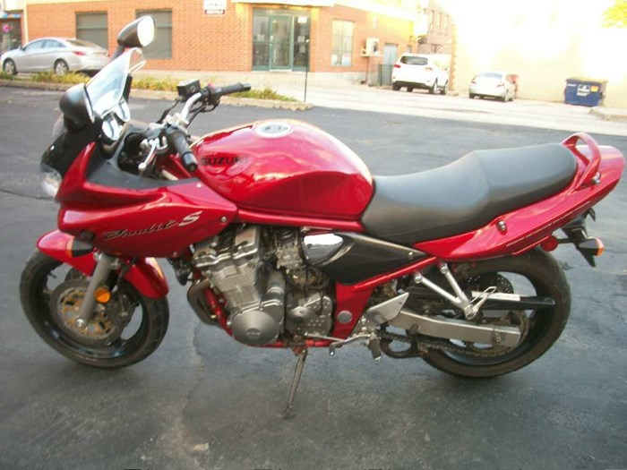 2001 Suzuki Bandit 600S Photo 12 of 17