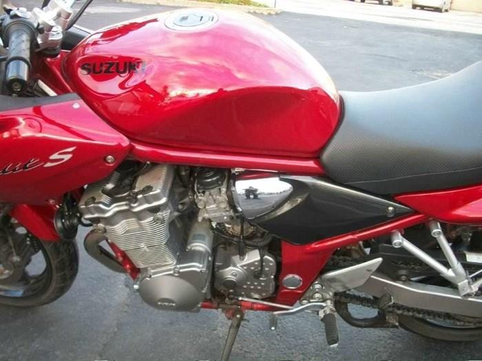 2001 Suzuki Bandit 600S Photo 15 of 17