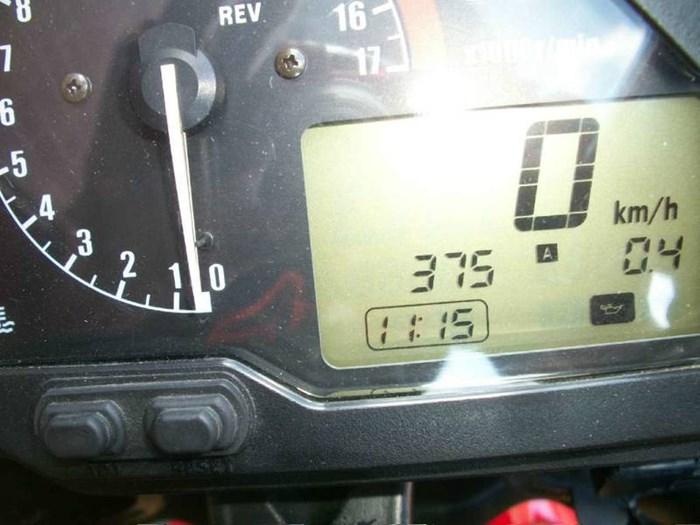 2006 Honda CBR®600RR Photo 13 of 26