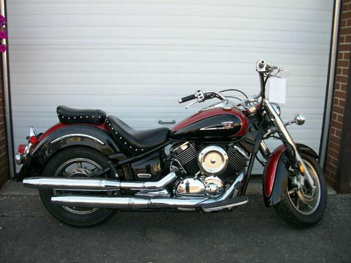 Yamaha V Star® 1100 Classic 2005 Used Motorcycle for Sale in Toronto,  Ontario - MotorcycleDealers ca