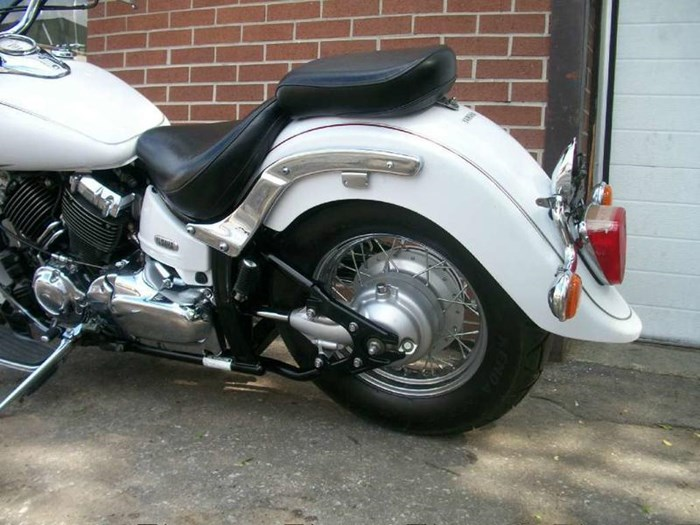 2006 Yamaha V Star® 650 Classic Photo 9 of 12