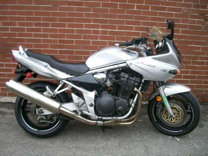 2002 Suzuki Bandit 1200S Photo 1 of 11