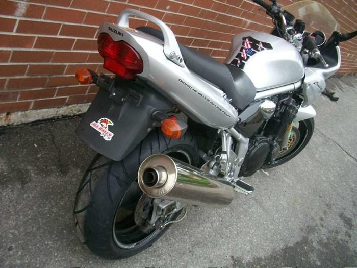 2002 Suzuki Bandit 1200S Photo 3 of 11