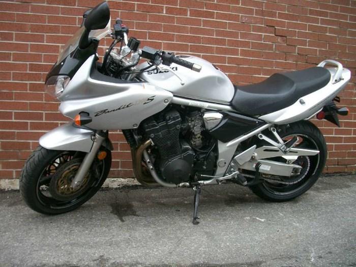 2002 Suzuki Bandit 1200S Photo 8 of 11