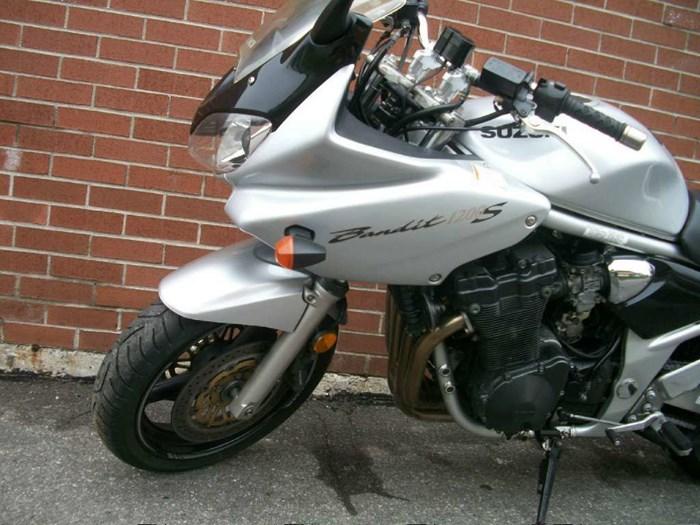 2002 Suzuki Bandit 1200S Photo 9 of 11