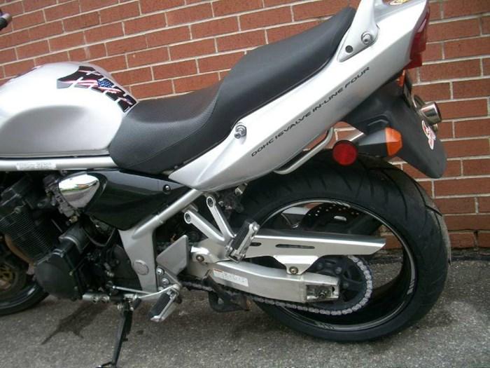 2002 Suzuki Bandit 1200S Photo 11 of 11