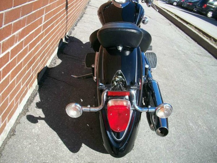 2006 Yamaha V Star® 1100 Classic Photo 6 of 16