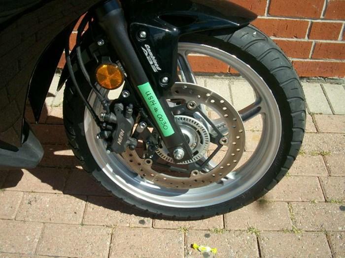 2012 Honda CBR 250RA Photo 9 of 30
