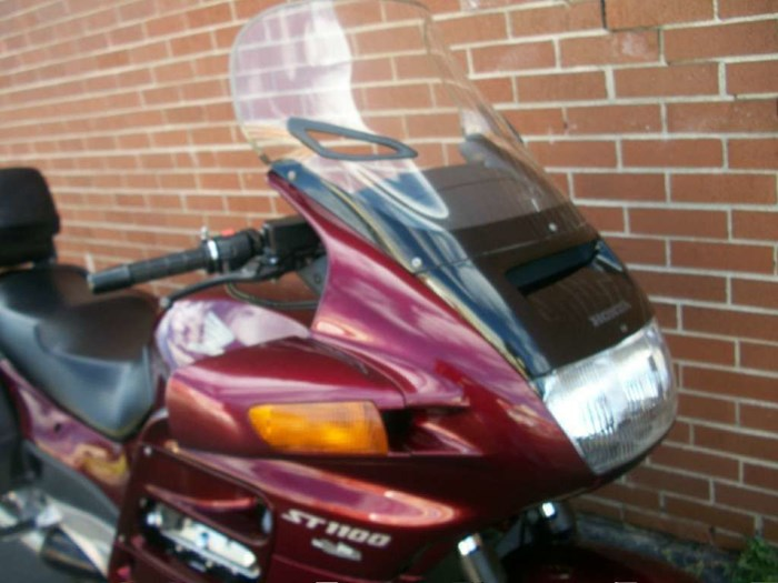 1999 Honda ST1100 Photo 4 sur 33