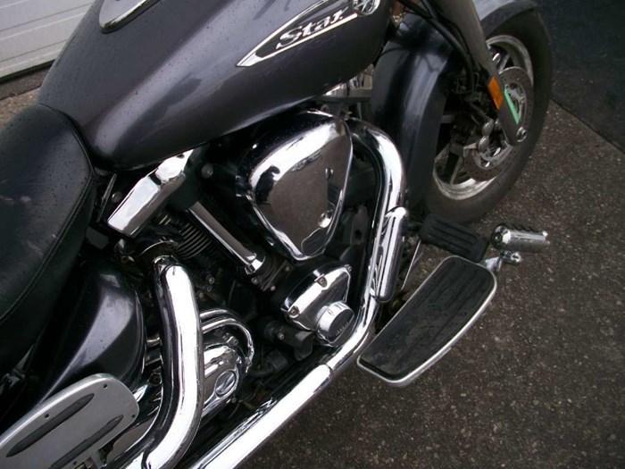 2008 Yamaha Road Star S Photo 2 of 8