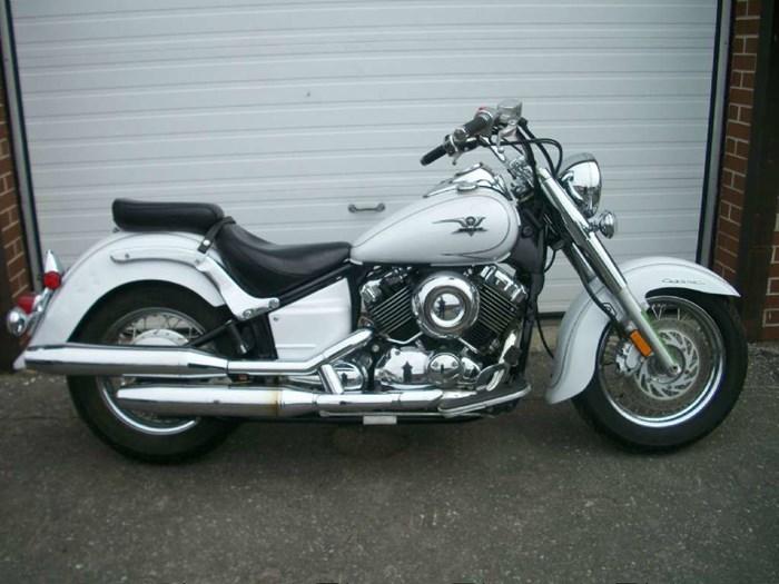 2009 Yamaha V-Star 650 Classic Photo 1 of 12