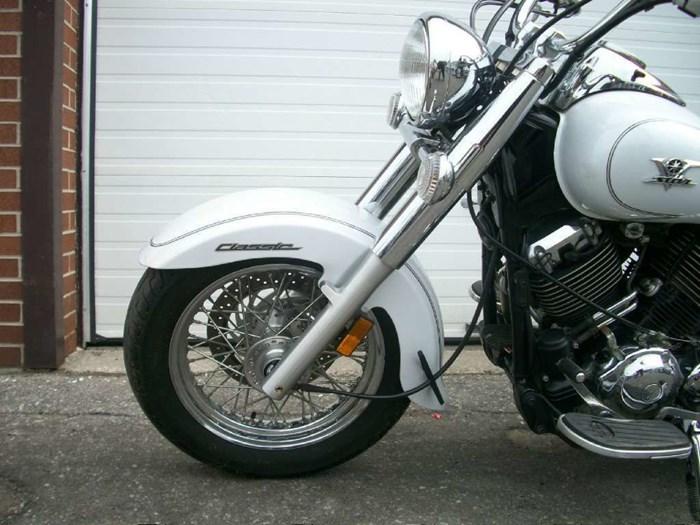 2009 Yamaha V-Star 650 Classic Photo 9 of 12