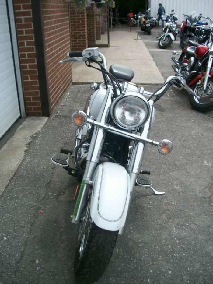 2009 Yamaha V-Star 650 Classic Photo 11 of 12