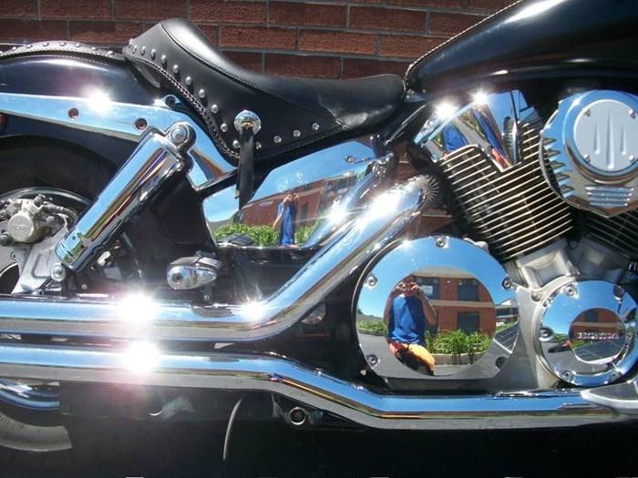 2003 Honda VTX1300RS Photo 8 of 19