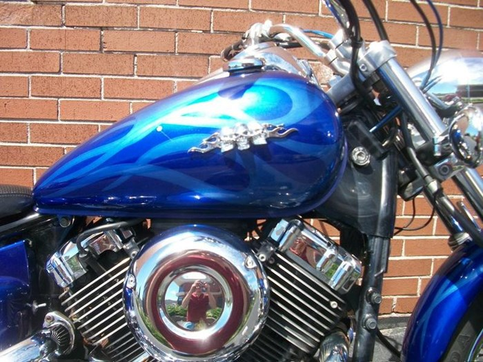 2007 YAMAHA XVS650-Custom Photo 2 of 23