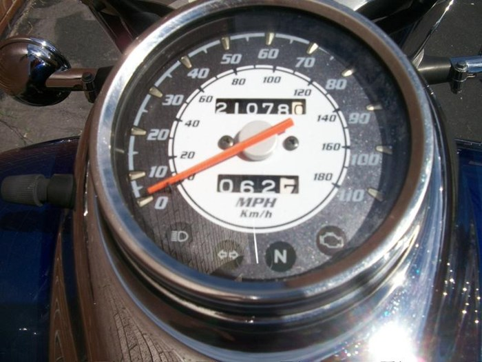2007 YAMAHA XVS650-Custom Photo 11 of 23