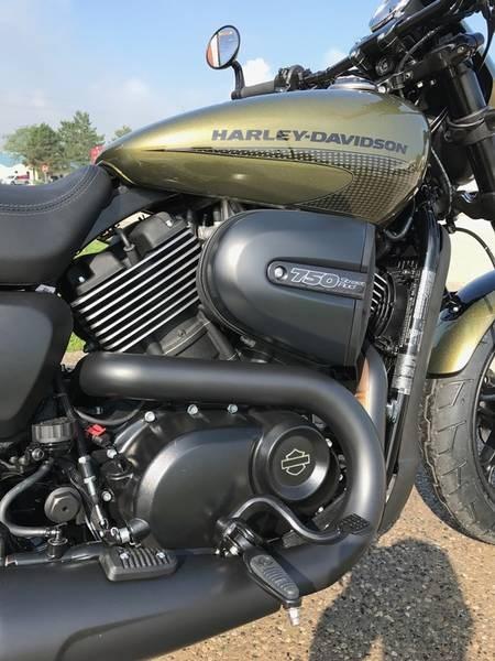 2018 Harley-Davidson XG750A - Street Rod® Photo 8 of 9