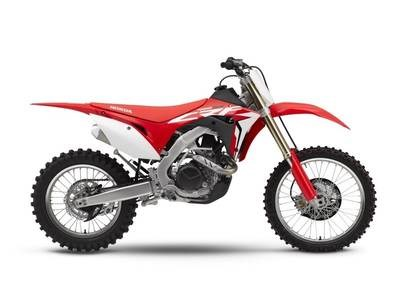 2018 Honda CRF450RX Photo 1 of 1