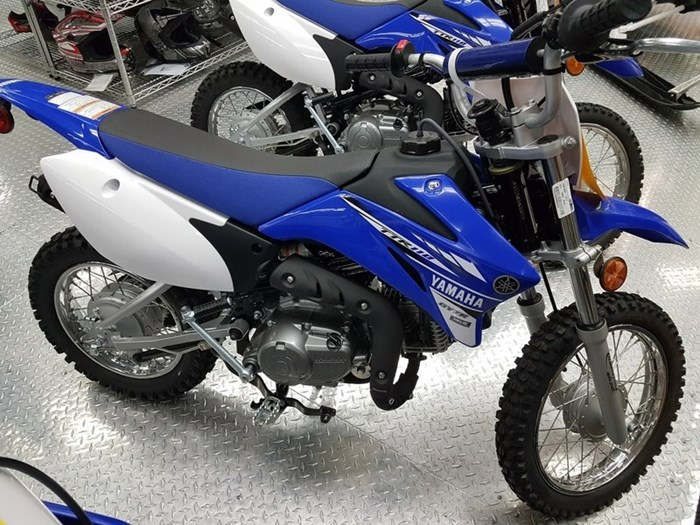 2017 Yamaha TT-R110E Photo 1 of 4