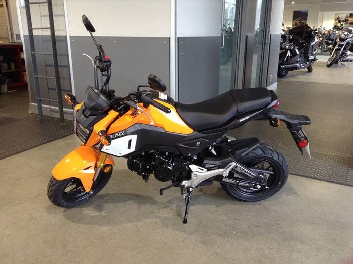 2019 Honda Grom Photo 1 of 3