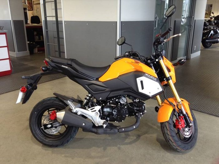 2019 Honda Grom Photo 3 of 3