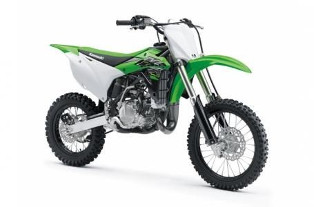 2019 Kawasaki KX85 Photo 2 of 3