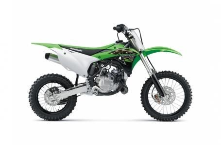 2019 Kawasaki KX85 Photo 3 of 3