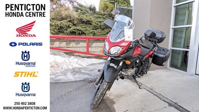 2015 Suzuki V-Strom 650 ABS SE Photo 1 of 2