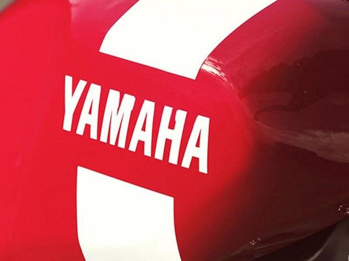 2018 Yamaha XSR900 Photo 12 of 13