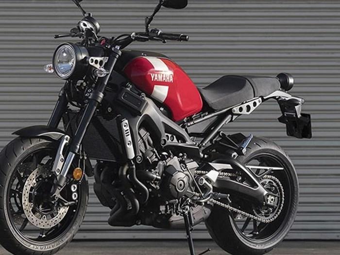 2018 Yamaha XSR900 Photo 4 of 13