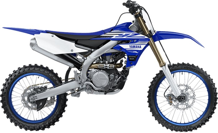 2019 Yamaha YZ450F Photo 1 of 4